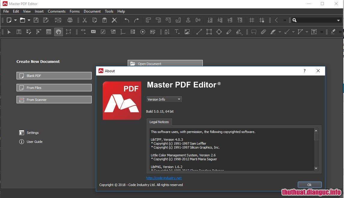 Download Master PDF Editor 5.4.04 Full Crack, phần mềm tạo và chỉnh sửa các tệp PDF và XPS, Master PDF Editor, Master PDF Editor free download, Master PDF Editor full key
