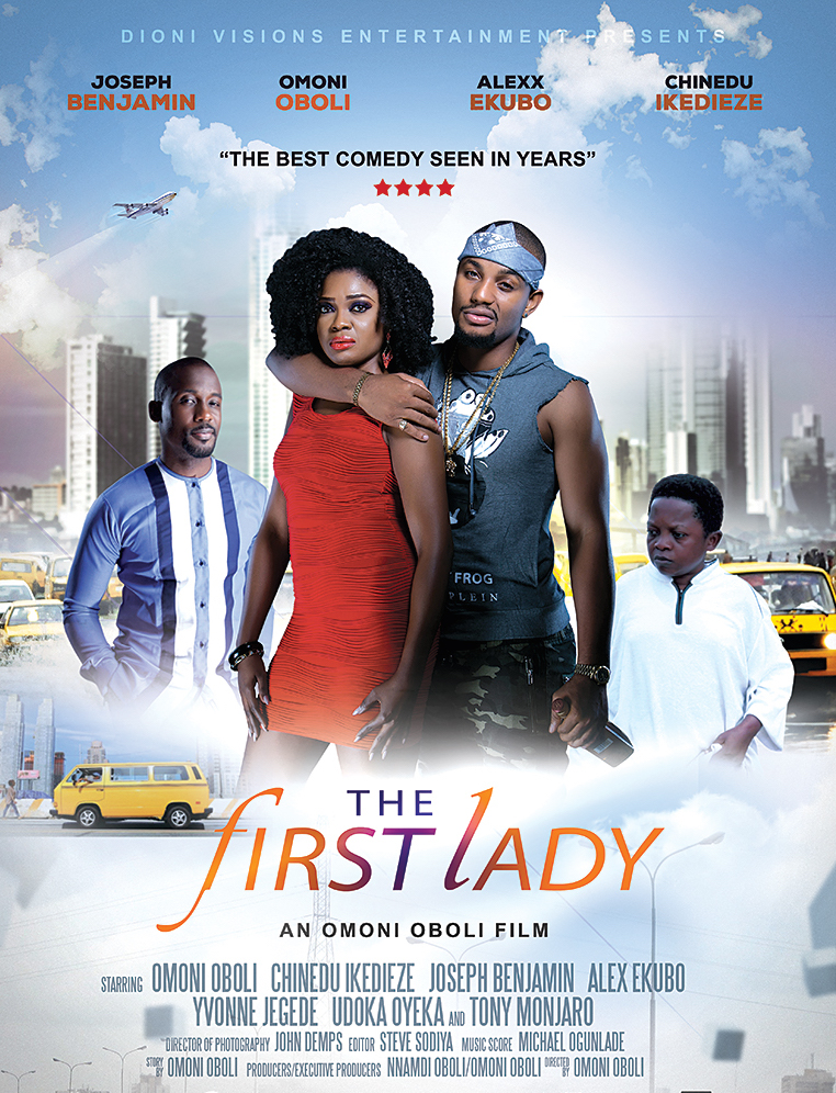 Omoni Oboli The First Lady London Premiere