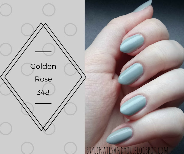 Golden Rose with protein nr 348