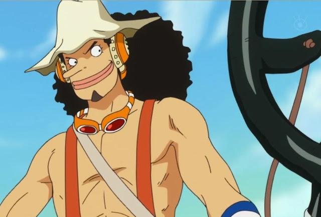 Karakter Anime Yang Bersenjatakan Senjata Anti Mainstream Usopp