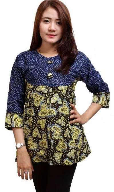 30 Contoh Model  Baju  Batik Remaja  Terbaru 2019