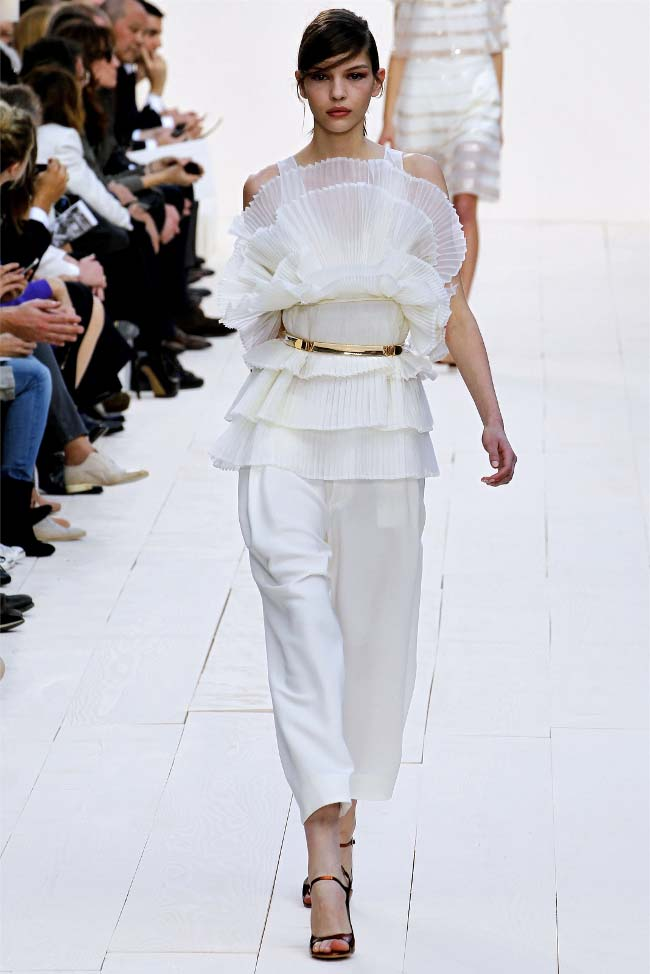 Eniwhere Fashion - Tendenze Primavera - Volant