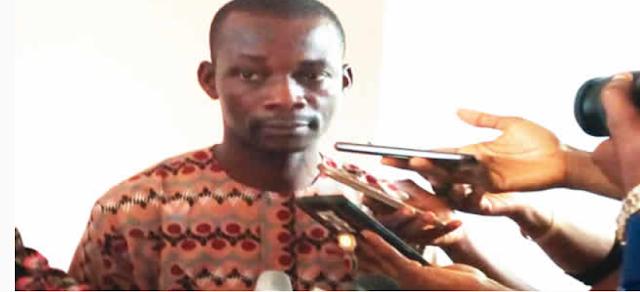 Police arrest assemblies of God pastor