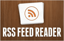 RSS Feed Reader extension for Google Chrome