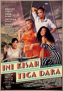 Download Ini Kisah Tiga Dara (2016) WEB-DL Full Movie