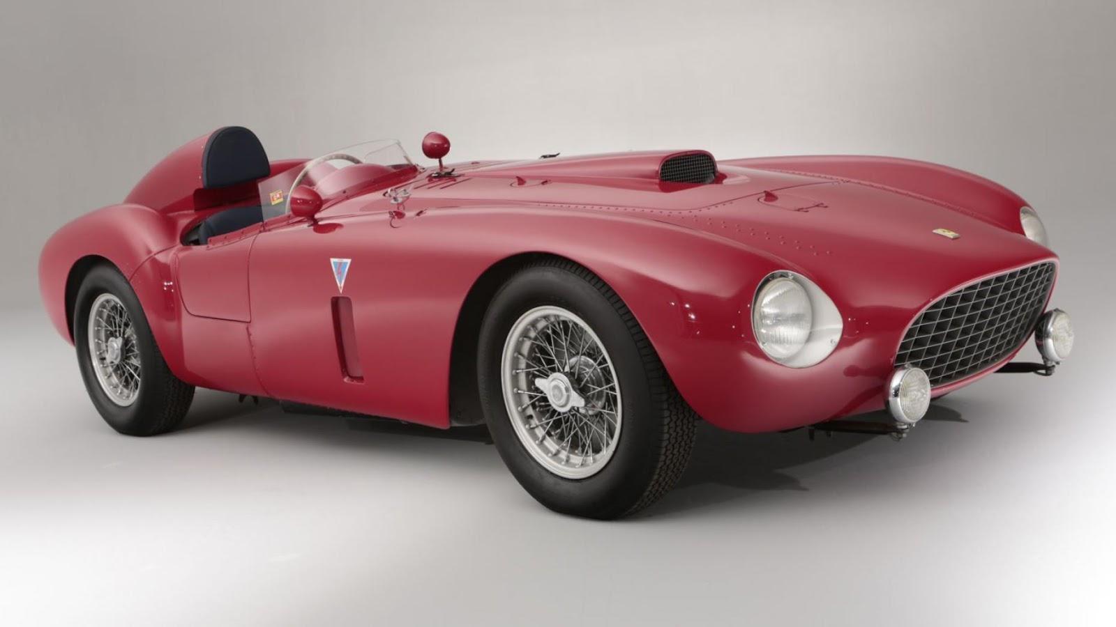 $18,400,177 – 1954 Ferrari 375-Plus Spider Competizione