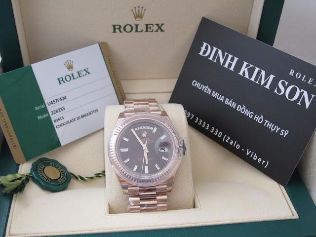Nơi chuyên thu mua đồng hồ đeo tay – thu mua dong ho rolex – omega – patek philippe – hublot – franck muller – piaget - cartier