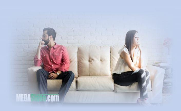 5 Tanda Wanita Tidak Bahagia Dengan Kekasihnya