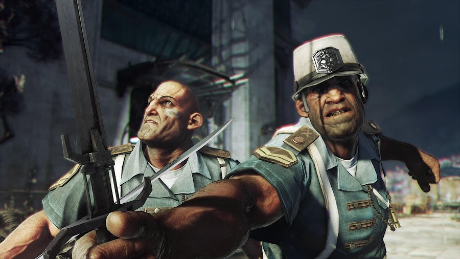 dishonored 2 guards
