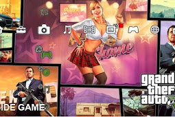 GTA 5 Ultra Slide Show Dynamic Theme PS3