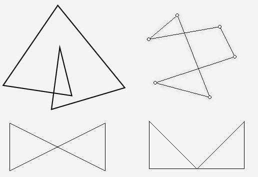 Non-Simple Polygons