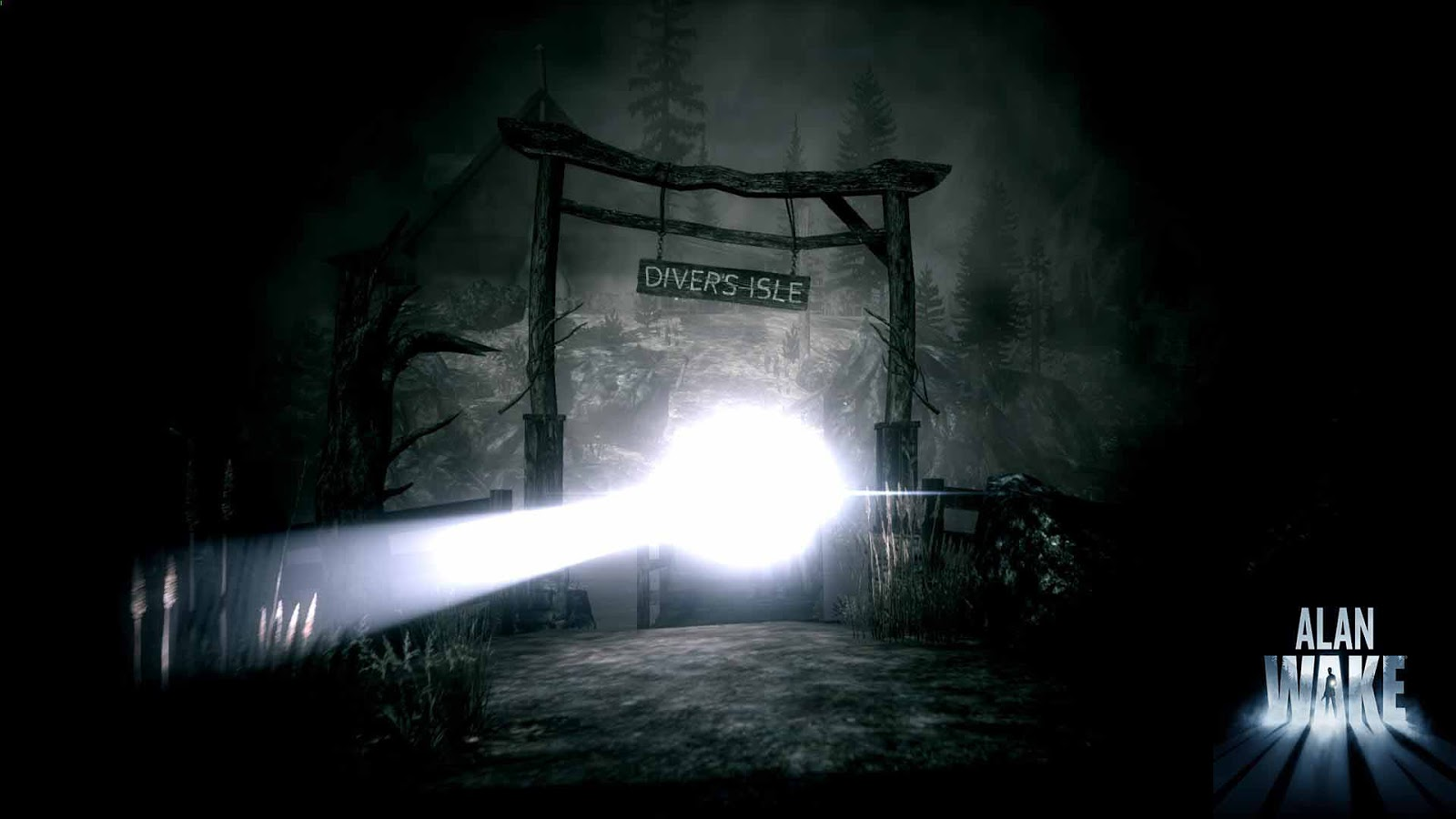 Hd 3d Nature Wallpapers 1080p Widescreen Hq Wallpapers Alan Wake Wallpapers