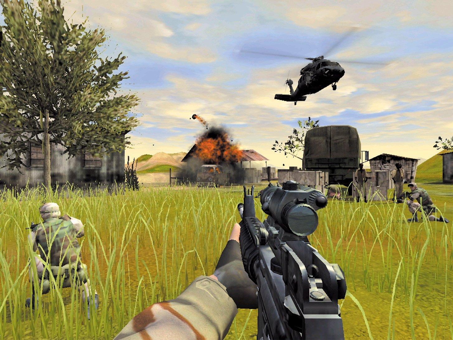 Delta Force Black Hawk Down [Full Version]
