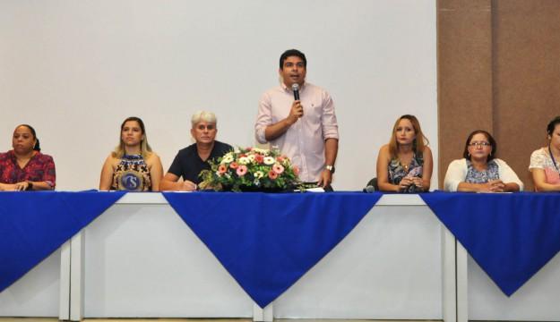 SAÚDE: CCZ realiza treinamento para profissionais da Saúde de Caxias