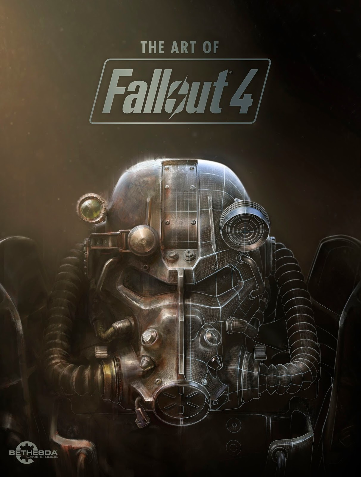 The Art Of Fallout 4 Artbook