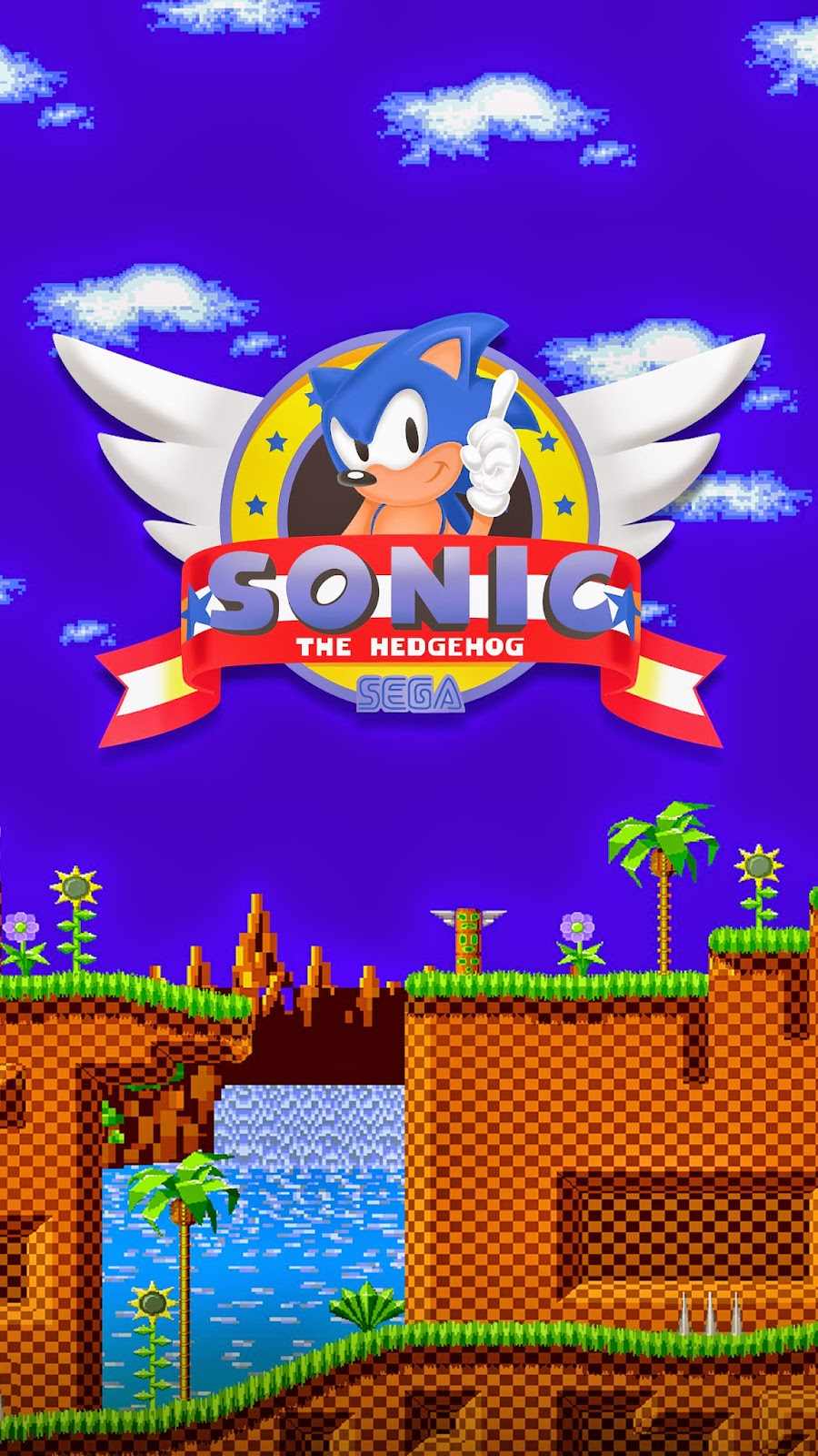 Wallpapers do Sonic 2
