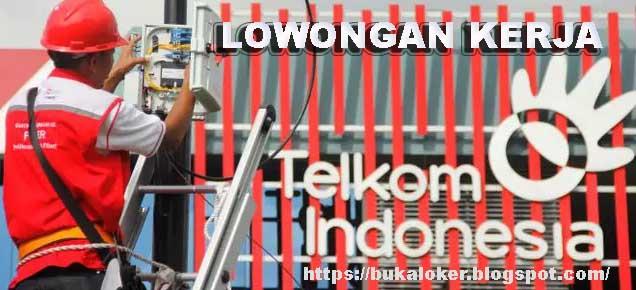Lowongan Kerja Telkom Indonesia