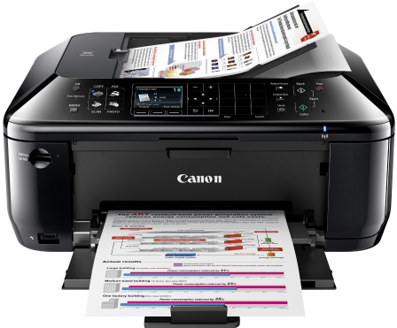 Canon PIXMA MX377 Inkjet Printer Driver