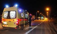 Κορινθία - ΤΩΡΑ: Αυτοκίνητο παρέσυρε ηλικιωμένο στον επαρχιακό δρόμο Κορίνθου – Επιδαύρου