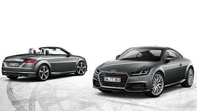 Audi TT Coupé, noticias del motor