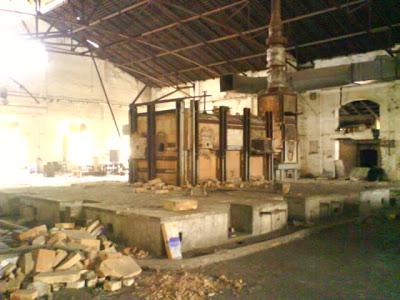 Patina patrimonio industrial de andaluc a f brica de - Fabrica de sofas en sevilla ...