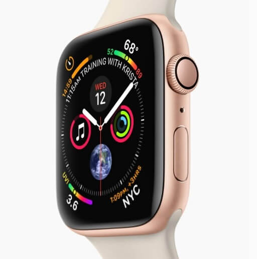 Apple Launches Watch Series 4