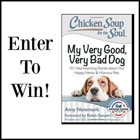 dog book giveaway