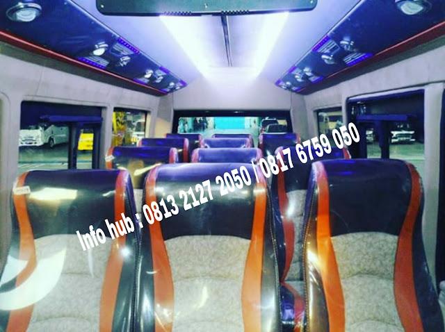harga micro bus 16 seat mitsubishi 2019, harga micro bus pariwisata 2019
