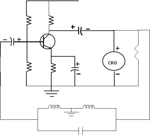 EC2257 TRANSISTOR PHASE SHIFT OSCILLATOR Anna University