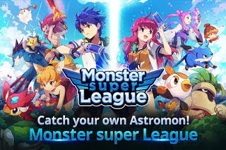 Download Monster Super League MOD APK v0.9 Update Terbaru 2016