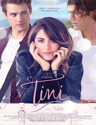 Ver Tini: El gran cambio de Violetta (2016) Online