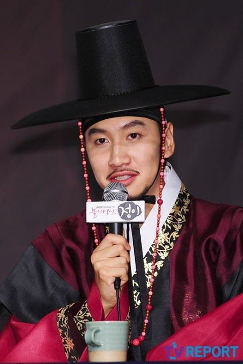 Lee Kwang Soo to change his 'Running Man' image for 'Goddess of Fire Jeongi'