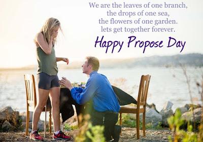 propose day celebrate