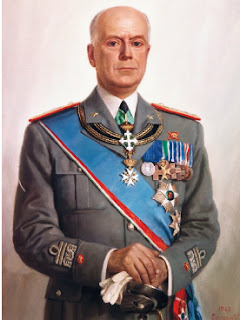 General Cerica was hand-picked as the  Carabinieri commander to arrest Mussolini