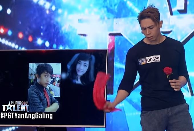 Karl Matrix's magic act wows judges on PGT 2018