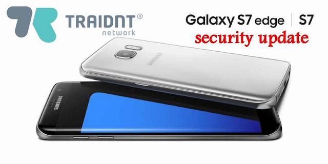 غلاكسي S7 إدج يحصل مسبقا على التحديث الأمني لشهر يونيو