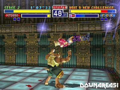 Bloody Roar PSX Game