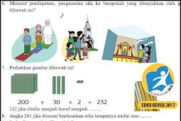 Inilah Soal UTS Kelas 2 SD Kurikulum 2013 Revisi Plus Kunci Jawaban