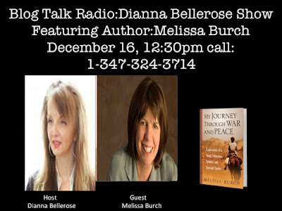 Empowering and Inspiring Women Globally- My Journey Through War and Peace 12/16 by DiannaBelleRose | Entertainment Podcasts