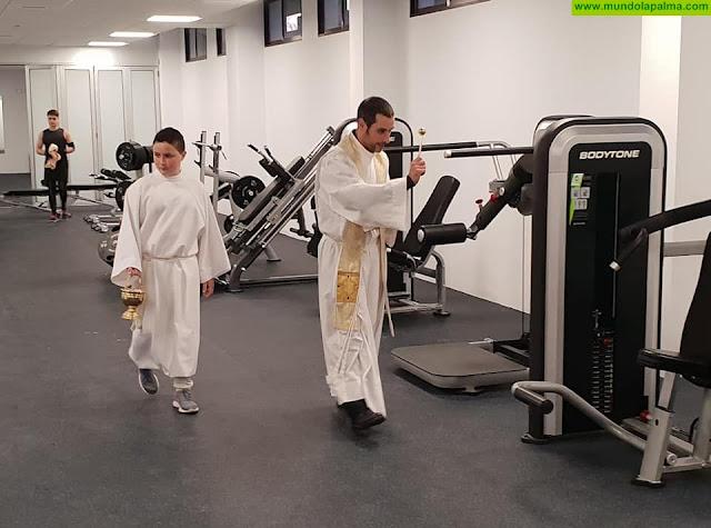 Barlovento abre su gimnasio municipal