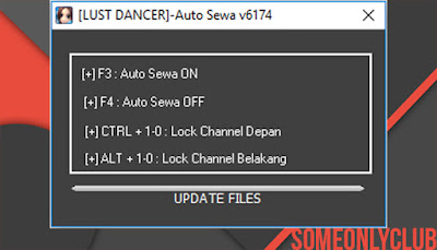Cheat Ayodance Auto Sewa 6174
