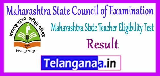 Maharashtra TET Teacher Eligibility Test Paper 1 2 Cutoff 2017 Answer Key Result