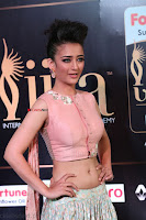 Akshara Haasan in Peach Sleevless Tight Choli Ghagra Spicy Pics ~  Exclusive 17.JPG