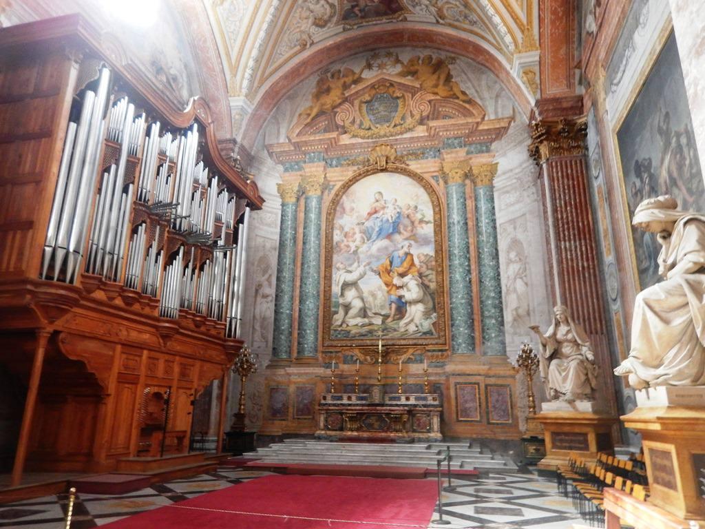 Basílica de Santa Maria dos Anjos e dos Mártires