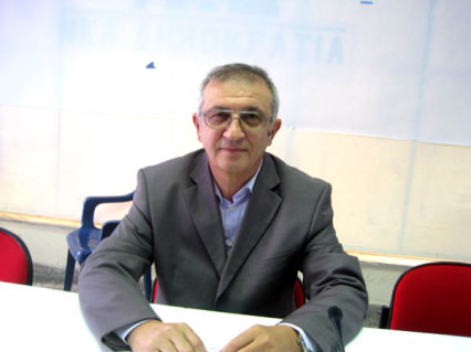 Επιστολή του Προέδρου της ΝΟ.Δ.Ε Καστοριάς κ. Καραμανίδη προς τον Αντώνη Σαμαρά