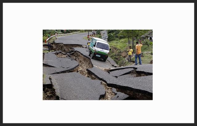 Seisme (Gempa Bumi) sebagai Tenaga Endogen
