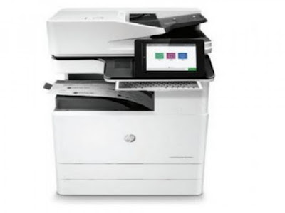 Image HP LaserJet MFP E72535 Printer Driver