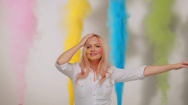 Emma Bunton Returns With New Single 'Baby Please Don't Stop'