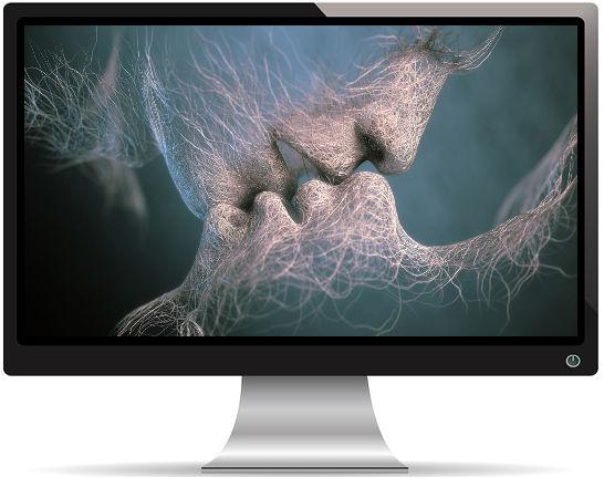 Amour Impossible - Fond d'Écran en Full HD 1080p