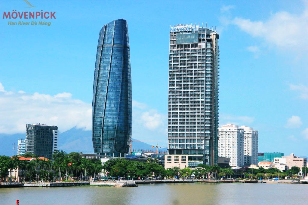 Phối cảnh dự án Movenpick Han River Đà Nẵng